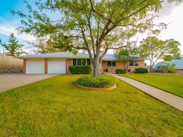5708 Bonneville Lane, El Paso, TX 79912 (MLS #815644) :: The Matt Rice Group