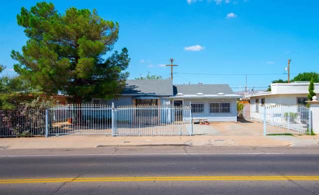 1507 Sioux Drive, El Paso, TX 79925 (MLS #815661) :: Preferred Closing Specialists