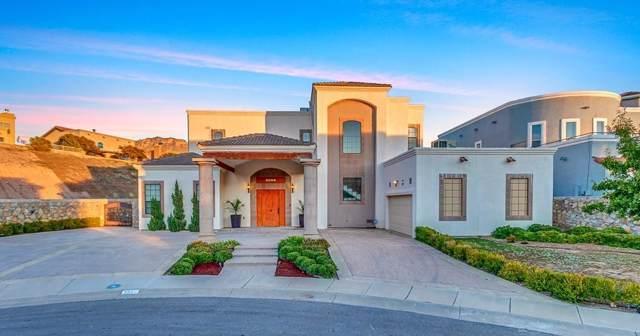 6514 Franklin Cove Place, El Paso, TX 79912 (MLS #815662) :: The Matt Rice Group