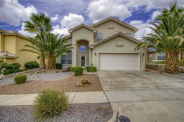 6321 Dakota Ridge Drive, El Paso, TX 79912 (MLS #815664) :: The Matt Rice Group