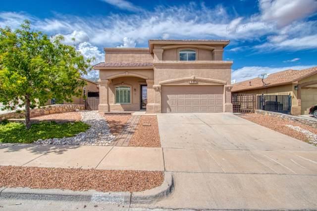 13375 Emerald Tide Way, Horizon City, TX 79928 (MLS #815665) :: Jackie Stevens Real Estate Group