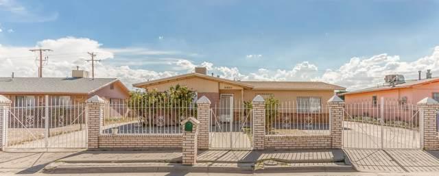 8802 Aparicio Drive, El Paso, TX 79907 (MLS #815667) :: Jackie Stevens Real Estate Group