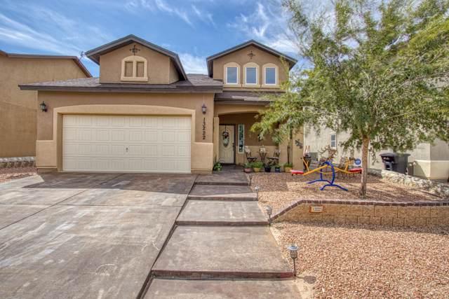 13222 Wesleyan Avenue, Horizon City, TX 79928 (MLS #815668) :: The Purple House Real Estate Group