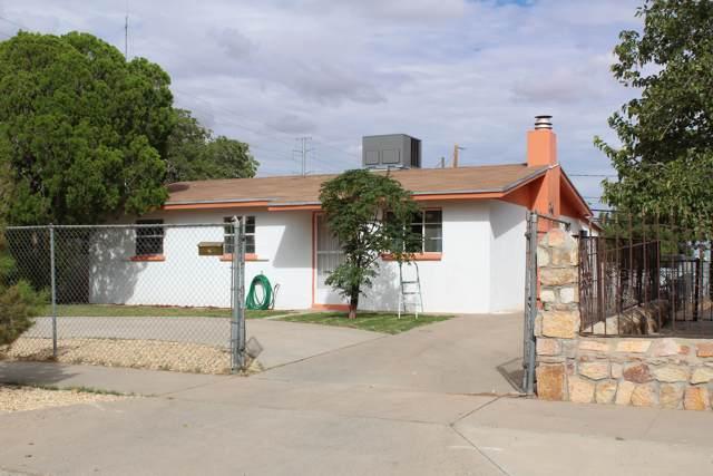 9052 Ankerson Street, El Paso, TX 79904 (MLS #815669) :: Jackie Stevens Real Estate Group