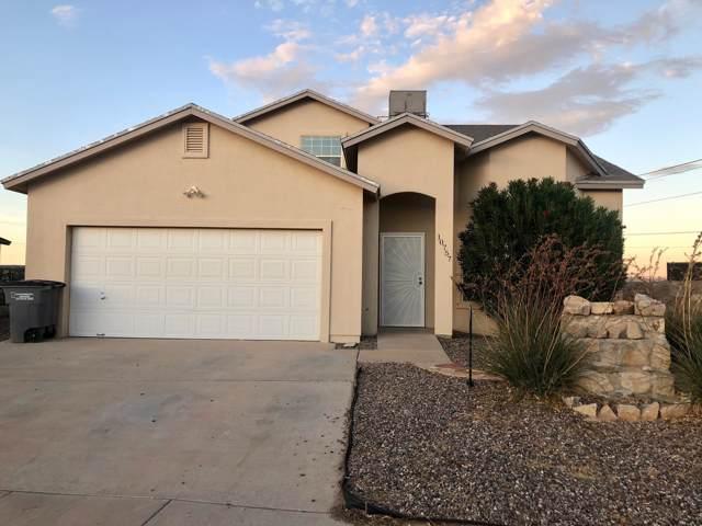 10757 Blue Sage Circle, El Paso, TX 79924 (MLS #815670) :: Jackie Stevens Real Estate Group
