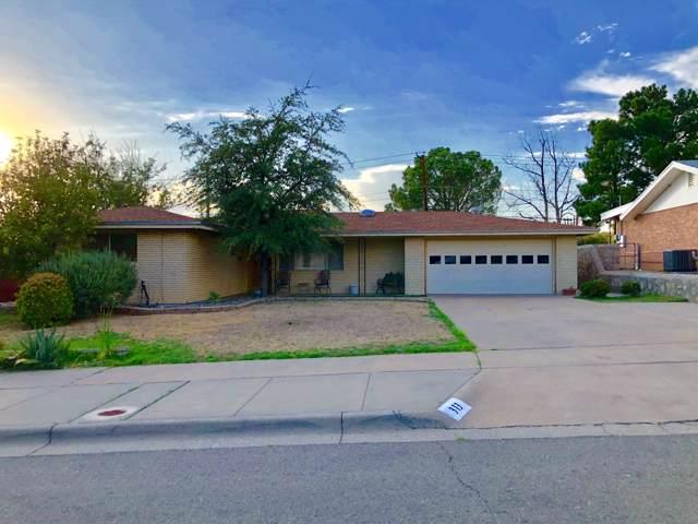 313 Coral Hills Road, El Paso, TX 79912 (MLS #815675) :: Preferred Closing Specialists