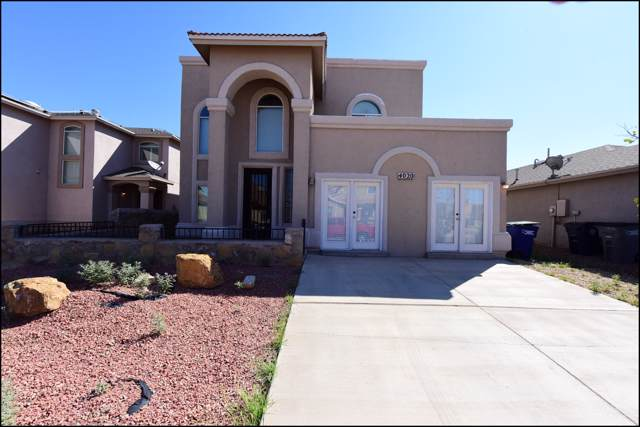 4020 Hueco Land Lane, El Paso, TX 79938 (MLS #815683) :: Preferred Closing Specialists