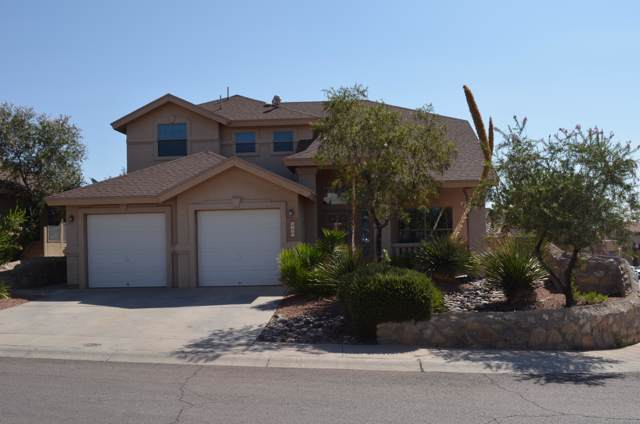 1500 Snowy Plover, El Paso, TX 79928 (MLS #815697) :: The Purple House Real Estate Group