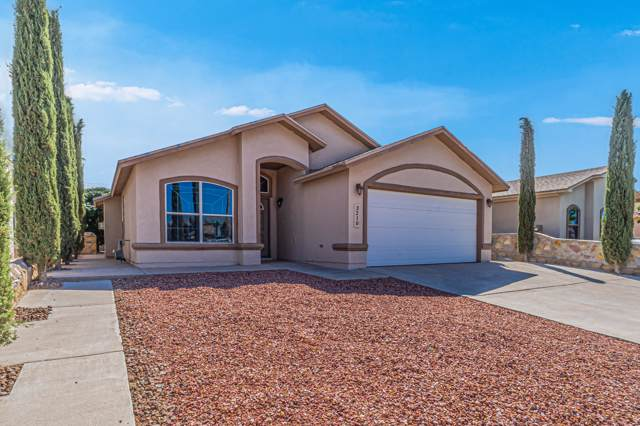 3210 Olive Point Place, El Paso, TX 79938 (MLS #815717) :: The Purple House Real Estate Group