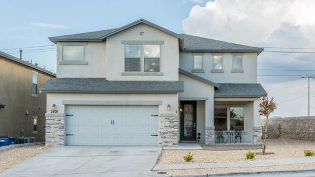 7401 Red Cedar Drive, El Paso, TX 79911 (MLS #815726) :: The Matt Rice Group