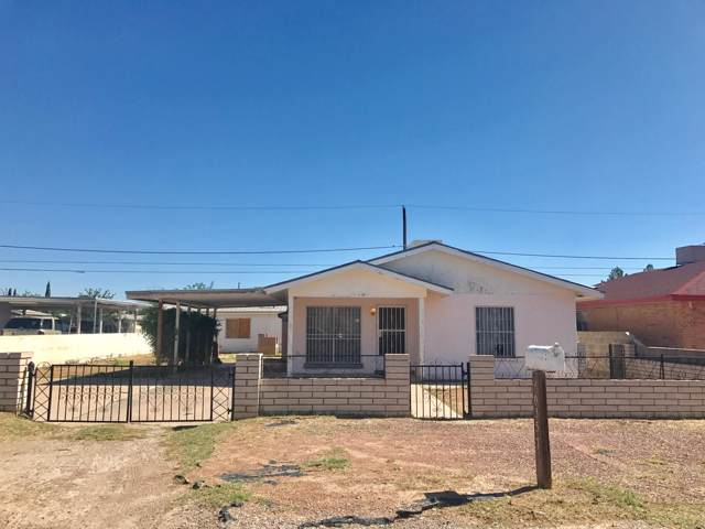 10357 Nirmal Drive, Socorro, TX 79927 (MLS #815732) :: The Purple House Real Estate Group