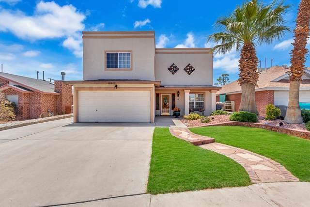 12020 Valley Quail Drive, El Paso, TX 79936 (MLS #815748) :: The Matt Rice Group