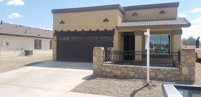 429 Lt. Luis Peralta Road, El Paso, TX 79927 (MLS #815751) :: The Purple House Real Estate Group