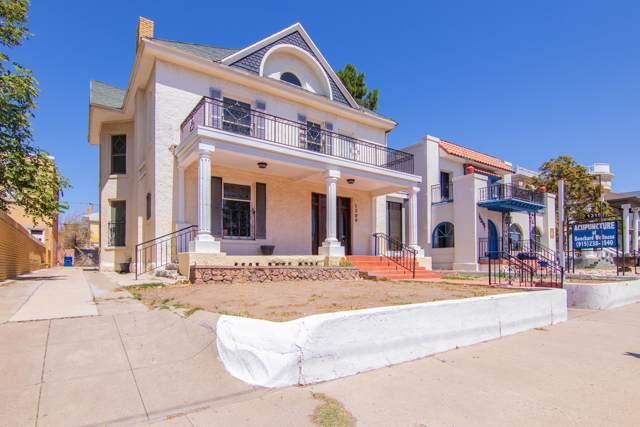 1309 Montana Avenue, El Paso, TX 79902 (MLS #815777) :: The Matt Rice Group