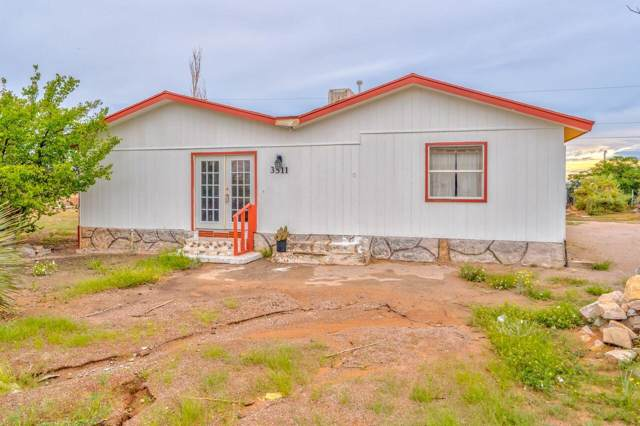 3511 Chamois Lane Lane, El Paso, TX 79938 (MLS #815785) :: The Matt Rice Group