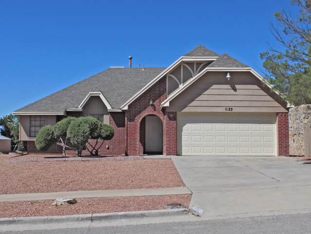 1123 Mohegan Lane, El Paso, TX 79912 (MLS #815800) :: Preferred Closing Specialists