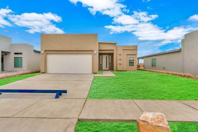 13168 Pocklington Road, El Paso, TX 79928 (MLS #815812) :: The Purple House Real Estate Group