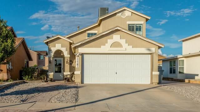 11781 Autumn Wheat Drive, El Paso, TX 79934 (MLS #815824) :: The Matt Rice Group