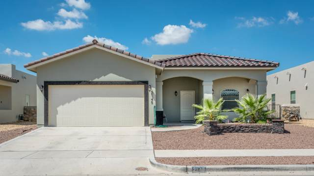 2145 Con Lockhart Place, El Paso, TX 79938 (MLS #815827) :: The Purple House Real Estate Group