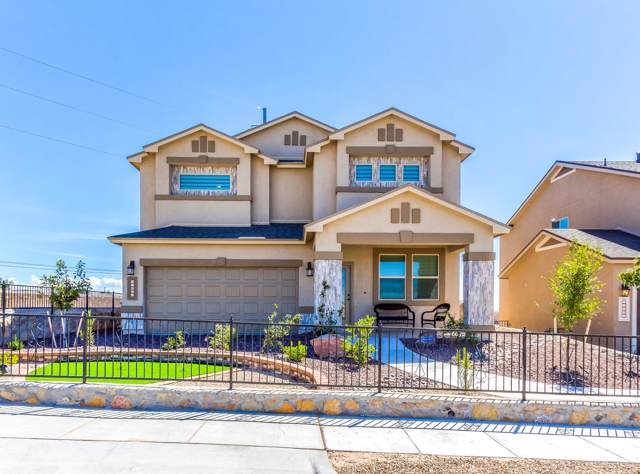 1491 Victoria Marie Drive, El Paso, TX 79928 (MLS #815832) :: The Purple House Real Estate Group