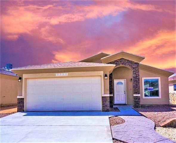 14833 Tierra Crystal, El Paso, TX 79938 (MLS #815835) :: The Purple House Real Estate Group