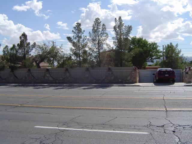 6010 Trowbridge Drive, El Paso, TX 79905 (MLS #815837) :: Preferred Closing Specialists