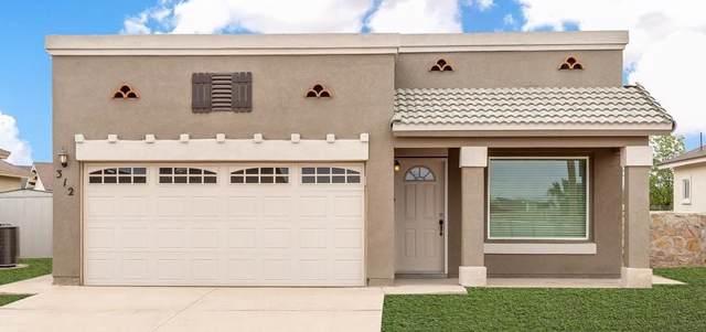 13574 Sproatley Street, El Paso, TX 79928 (MLS #815843) :: The Purple House Real Estate Group