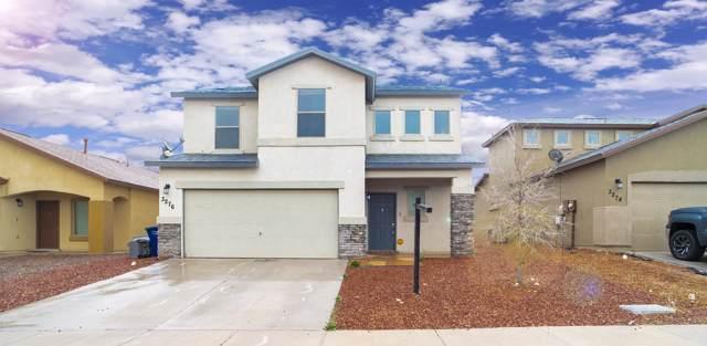 3276 Azteca Trail, El Paso, TX 79938 (MLS #815846) :: The Purple House Real Estate Group