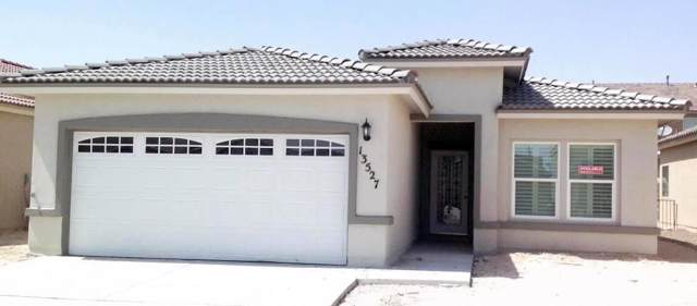 796 Spennithorn Road, El Paso, TX 79928 (MLS #815848) :: The Purple House Real Estate Group