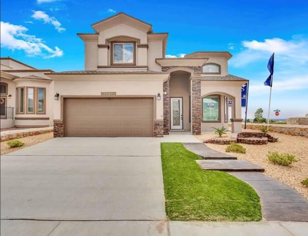 300 Mar Vista Place, El Paso, TX 79928 (MLS #815849) :: The Purple House Real Estate Group