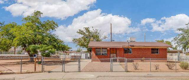 5217 Saxon Drive, El Paso, TX 79924 (MLS #815857) :: Preferred Closing Specialists