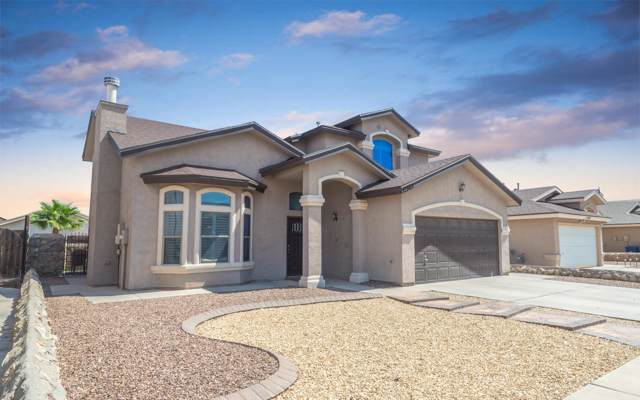 12583 Western Gull Drive, El Paso, TX 79928 (MLS #815864) :: The Purple House Real Estate Group