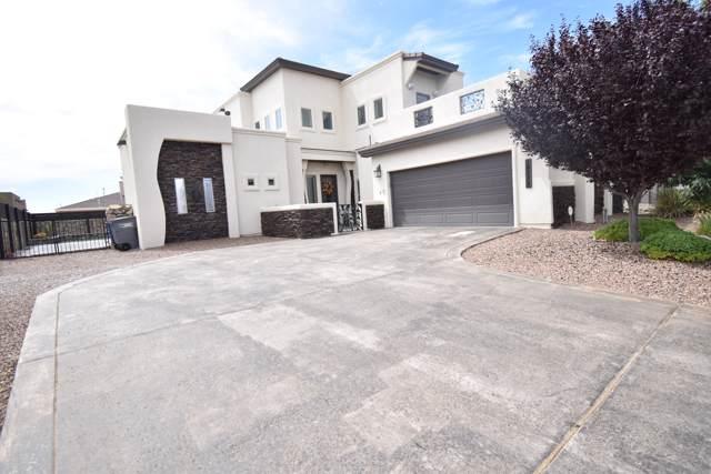 14288 Hunter Creek Drive, El Paso, TX 79938 (MLS #815868) :: The Purple House Real Estate Group