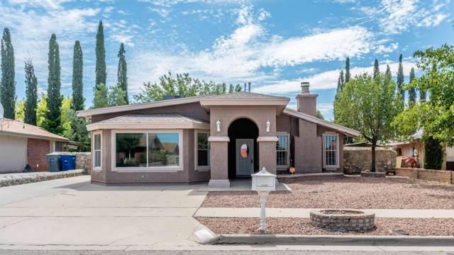 11128 Shiner Avenue, El Paso, TX 79936 (MLS #815869) :: The Matt Rice Group