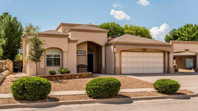 2057 Sun Chariot Street, El Paso, TX 79938 (MLS #815876) :: The Purple House Real Estate Group