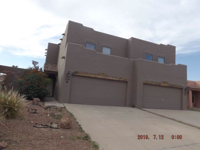12105 Hunter Hill Way Ab, El Paso, TX 79936 (MLS #815878) :: The Purple House Real Estate Group