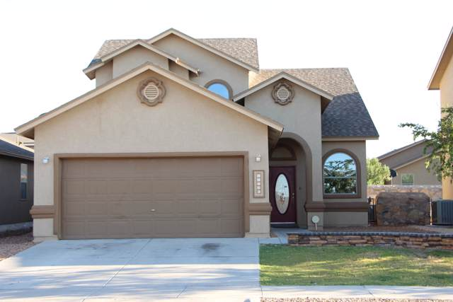 14536 Spanish Point Drive, El Paso, TX 79938 (MLS #815881) :: The Purple House Real Estate Group