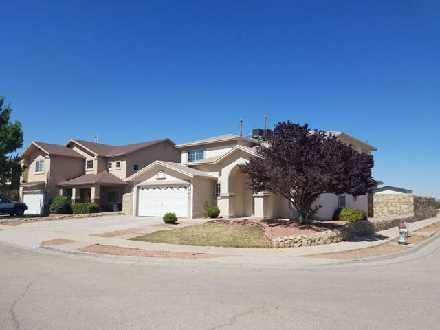 600 Paseo Mision Street, Horizon City, TX 79928 (MLS #815882) :: The Matt Rice Group