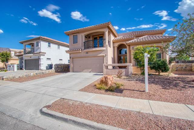 6744 Hermoso Del Sol Drive, El Paso, TX 79911 (MLS #815887) :: The Purple House Real Estate Group