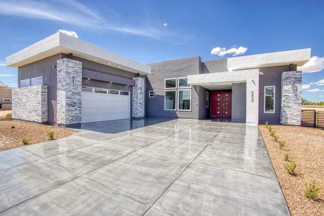 5835 Juniper Creek Drive, El Paso, TX 79932 (MLS #815889) :: The Purple House Real Estate Group