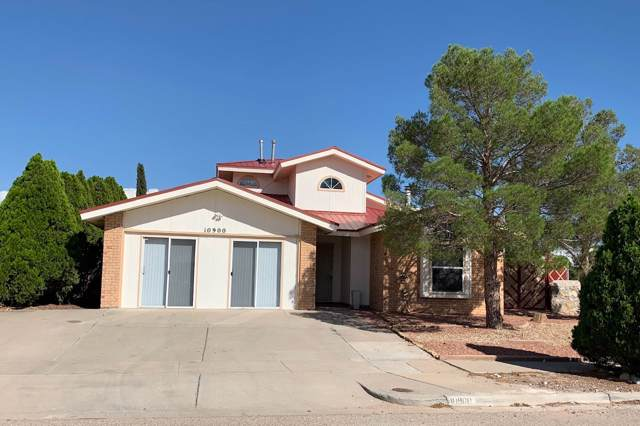 10900 Waterstone Lane, El Paso, TX 79934 (MLS #815891) :: The Purple House Real Estate Group