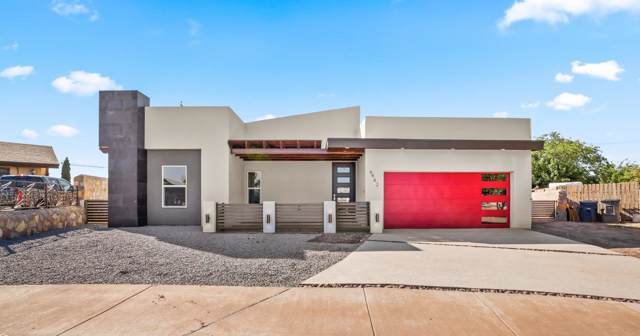 9462 Nottingham Drive, El Paso, TX 79907 (MLS #815893) :: The Purple House Real Estate Group