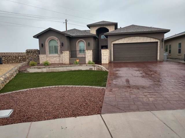 3200 David Palacio Drive, El Paso, TX 79938 (MLS #815897) :: The Purple House Real Estate Group