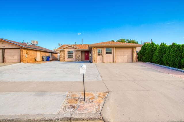 4887 Maureen Circle, El Paso, TX 79924 (MLS #815899) :: The Purple House Real Estate Group