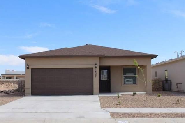 6928 Black Mesquite Drive, El Paso, TX 79934 (MLS #815913) :: The Matt Rice Group
