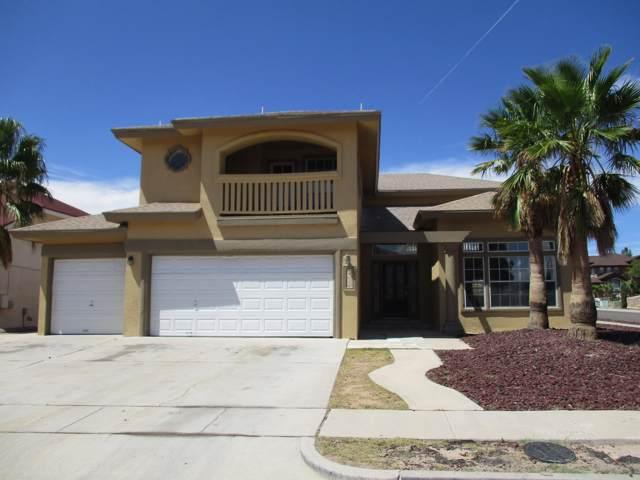 1433 Joe Ray Way, El Paso, TX 79936 (MLS #815918) :: Preferred Closing Specialists