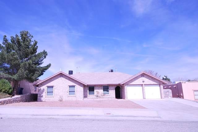 4333 Loma Hermosa Drive, El Paso, TX 79934 (MLS #815939) :: The Matt Rice Group