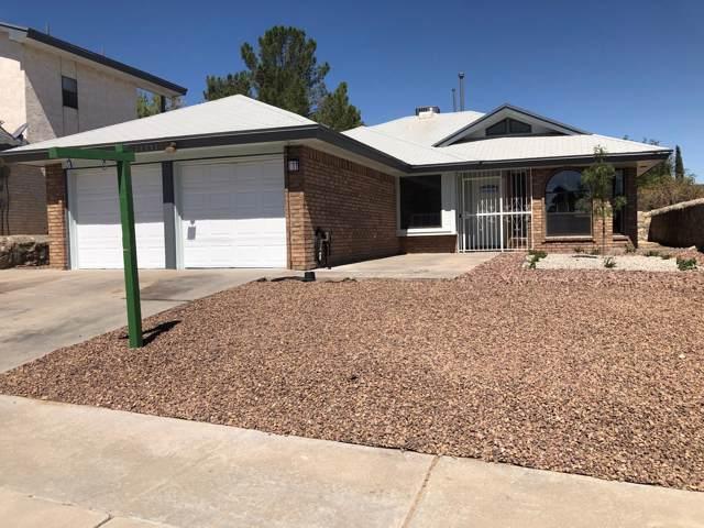 11791 Francis Scobee Drive, El Paso, TX 79936 (MLS #815942) :: Preferred Closing Specialists
