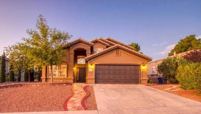 6541 Royal Ridge Drive, El Paso, TX 79912 (MLS #815957) :: Preferred Closing Specialists
