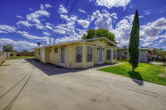 1070 Sanchez Road, San Elizario, TX 79849 (MLS #815987) :: Preferred Closing Specialists